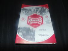 Kidderminster Harriers v Enfield, 1983/84